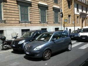 Best Car Park in Rome
