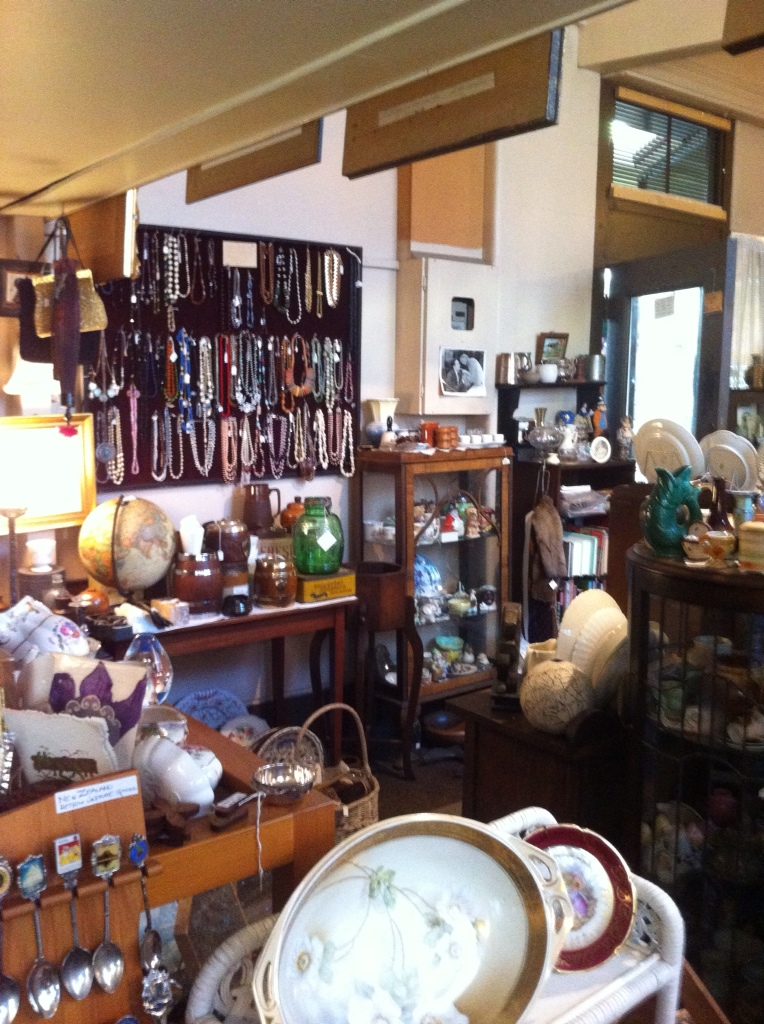 Upstairs Antiques