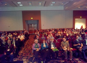 Source: Jesse StayGoogle+ page with RootsTech Audience