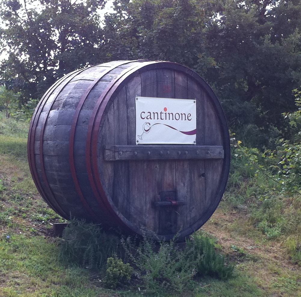 The Wine Keg at Cantinone