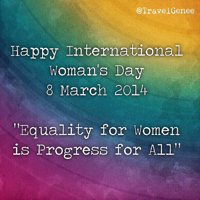 International Woman's Day 2014