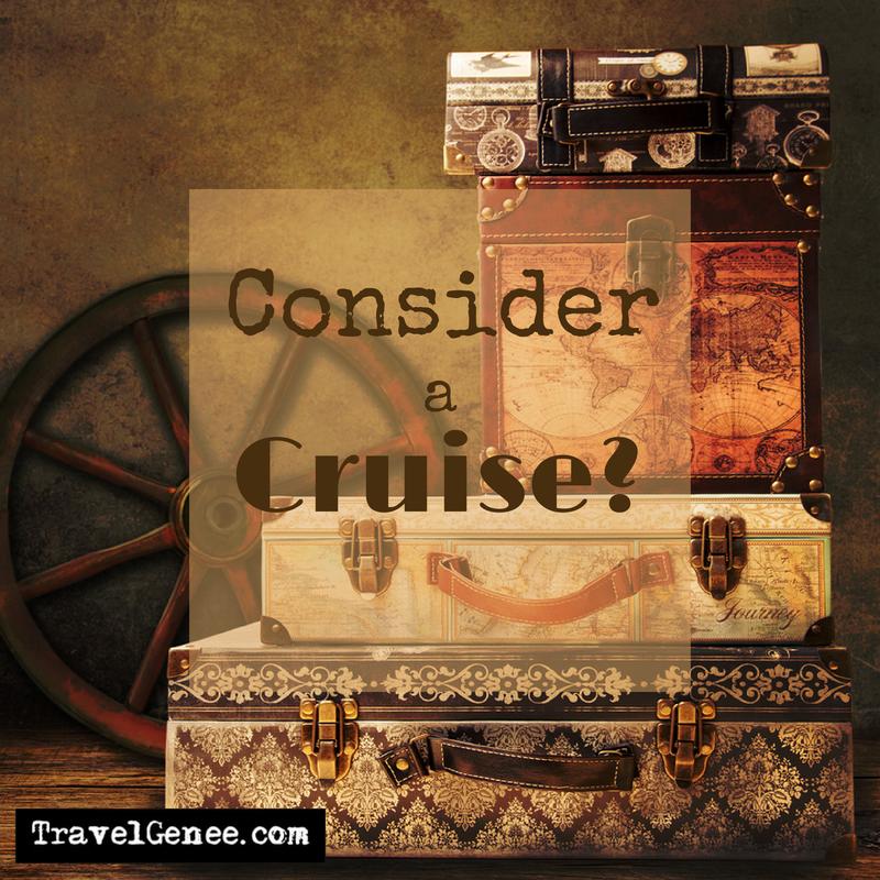 Fancy a Genealogy Cruise?