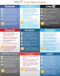 social-media-to-do-list