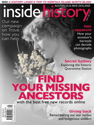 InsideHistory Magazine