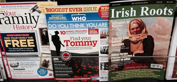 Family History Magazines