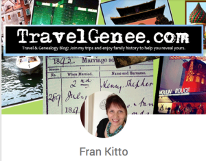 TravelGenee on G+