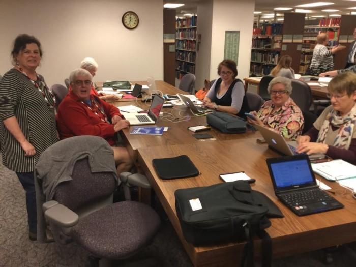 Family History Library , Salt Lake City