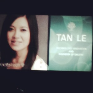 Tan Le - Key Note Speaker at Rootstech