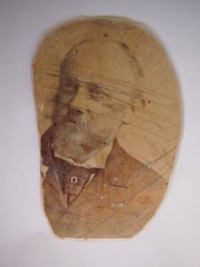 Before Restoration Edward Charles DAWSON