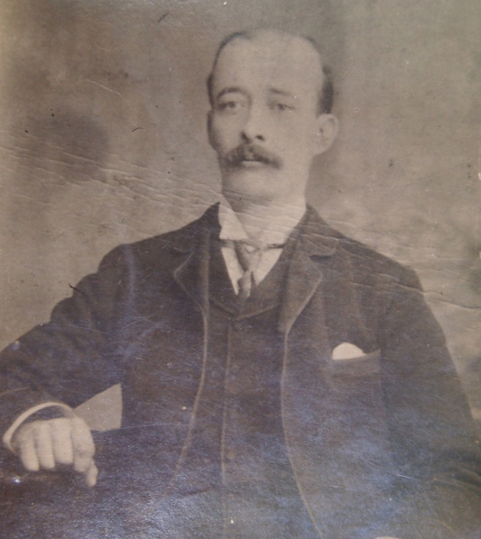 Edward William DAWSON DOB 1880