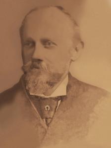 After Restoration Edward Charles DAWSON