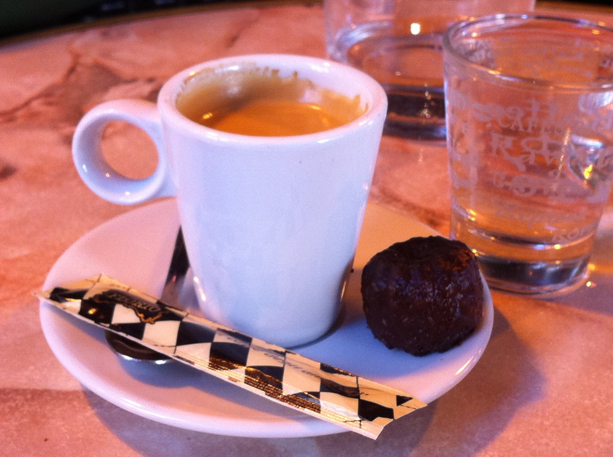 Coffee in France