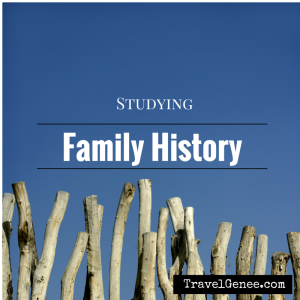 Studying Family History