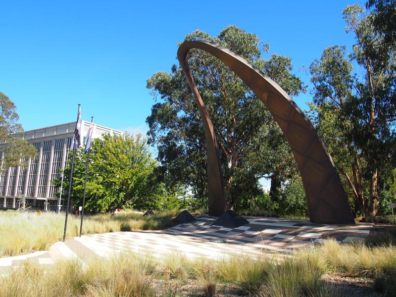 The New Zealand Memorial