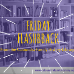 Family History Online: Friday Flashbacks