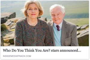 Who Do You Think You Are? stars announced