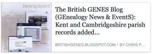 Kent and Cambridgeshire parish records added to FindmyPast