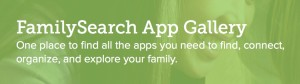 Family Search Apps