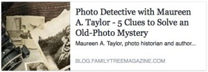 5 Clues to Solve an Old-Photo Mystery by Maureen Taylor