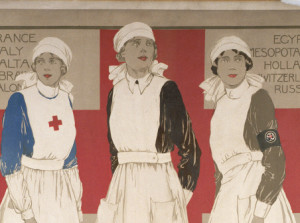 Family History Help: WW1 Red Cross Nurses