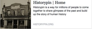 HistoryPin: A global community collaborating around history