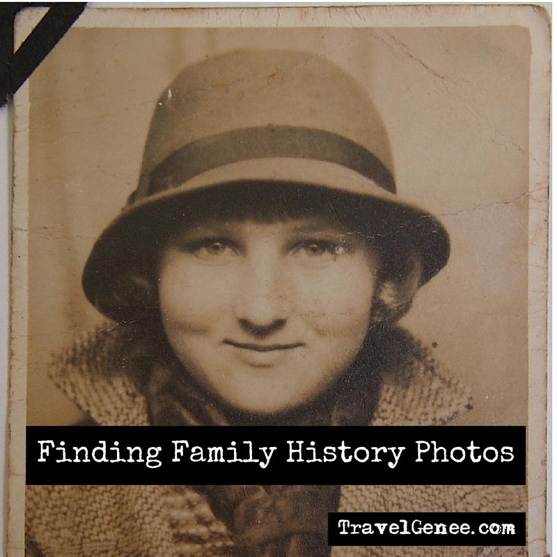 Family History Photos Aunty Betty