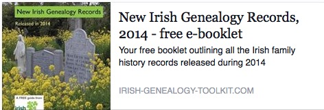 CFH - Irish Genealogy free e-book