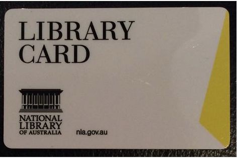 National Library Card