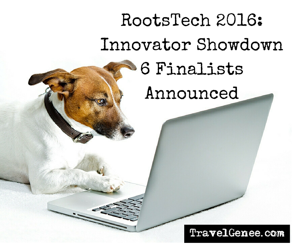 RootsTech Innovator Showdown