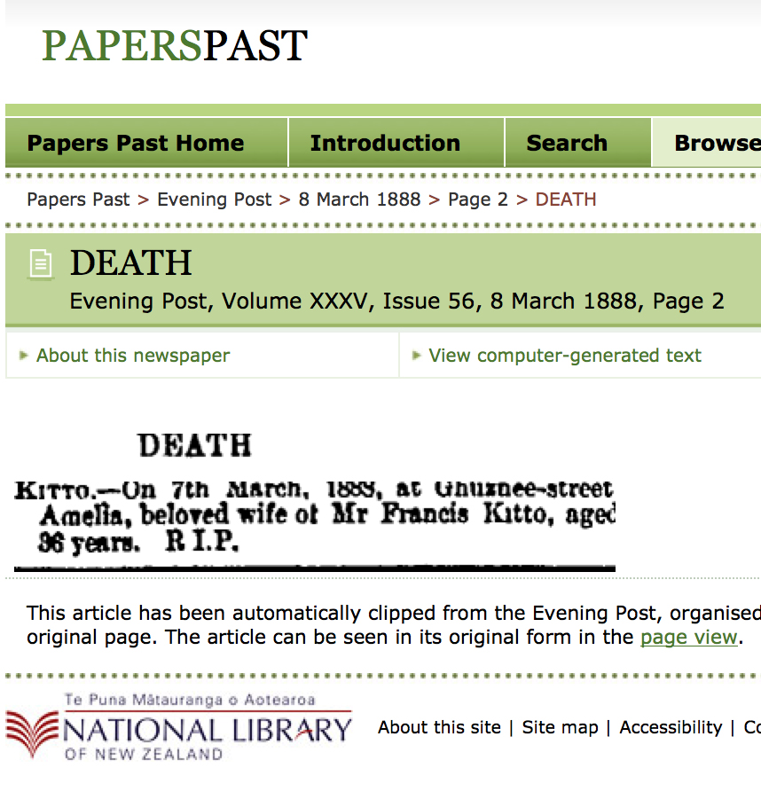 0044-Amelia-KITTO-Death_papersPast
