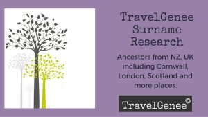 TravelGenee Surname Research