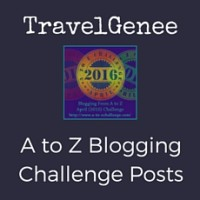 Summary for A to Z posts 2016