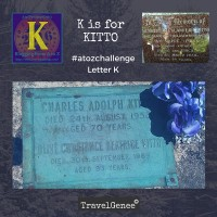 TravelGenee #atozchallenge K - KITTO