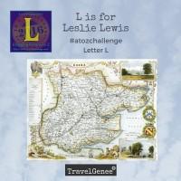 TravelGenee #atozchallenge L - Leslie Lewis