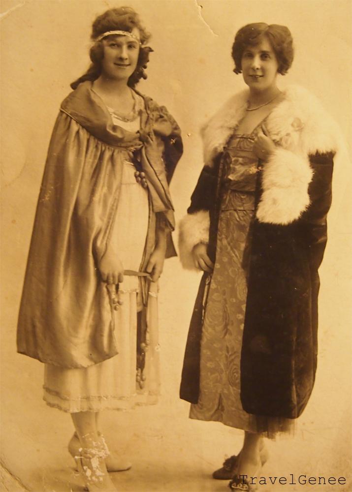 Alex and Mabel Dawson