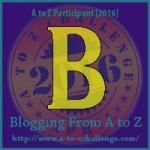 TravelGenee #atozchallenge B for BICE
