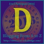 TravelGenee #atozchallenge D for XXX
