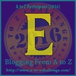 TravelGenee #atozchallenge E is for Ernest Eric