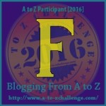 TravelGenee #atozchallenge F for Frances