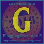 TravelGenee #atozchallenge G for GIBSON
