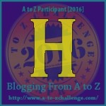 TravelGenee #atozchallenge H - HARVEY