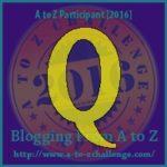 TravelGenee #atozchallenge Q - Quinney
