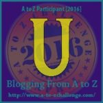 TravelGenee #atozchallenge U - Uncle Eric