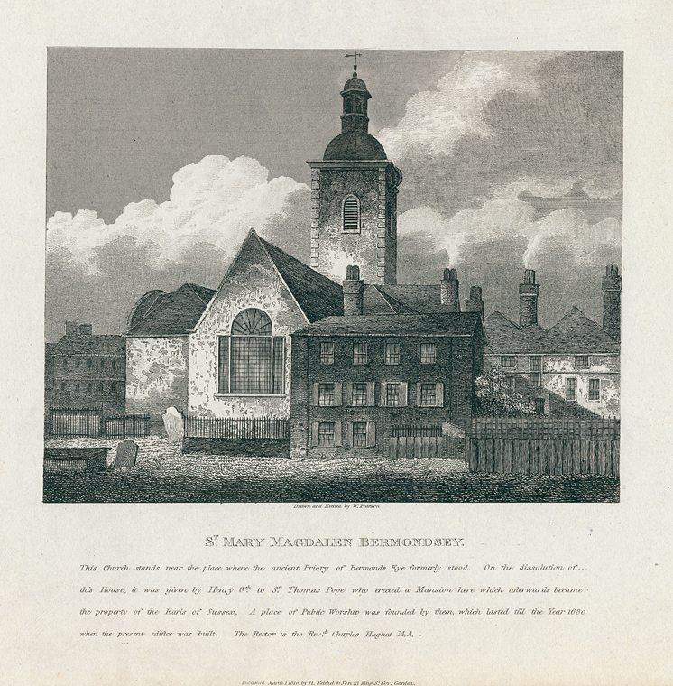 St Mary Magdalen, Bermondsey
