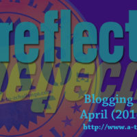 #atozchallenge reflections post