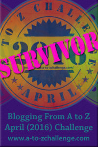 a to z survivor 2016