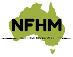 Week 2 NFHM Blogging Challenge: