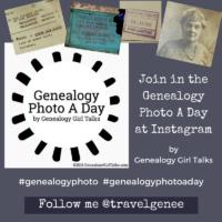 Genealogy Photo A Day