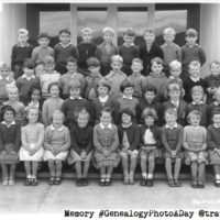 genealogyphotoaday school days