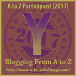 Opens at A to Z Blogging Challenge 2017 Website